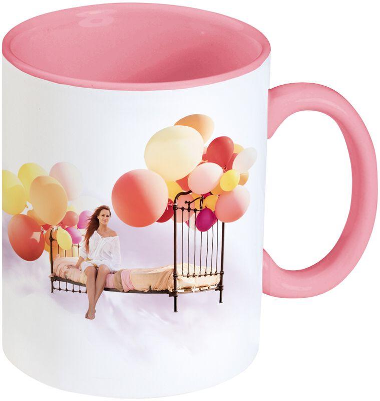 Luftballon Tasse
