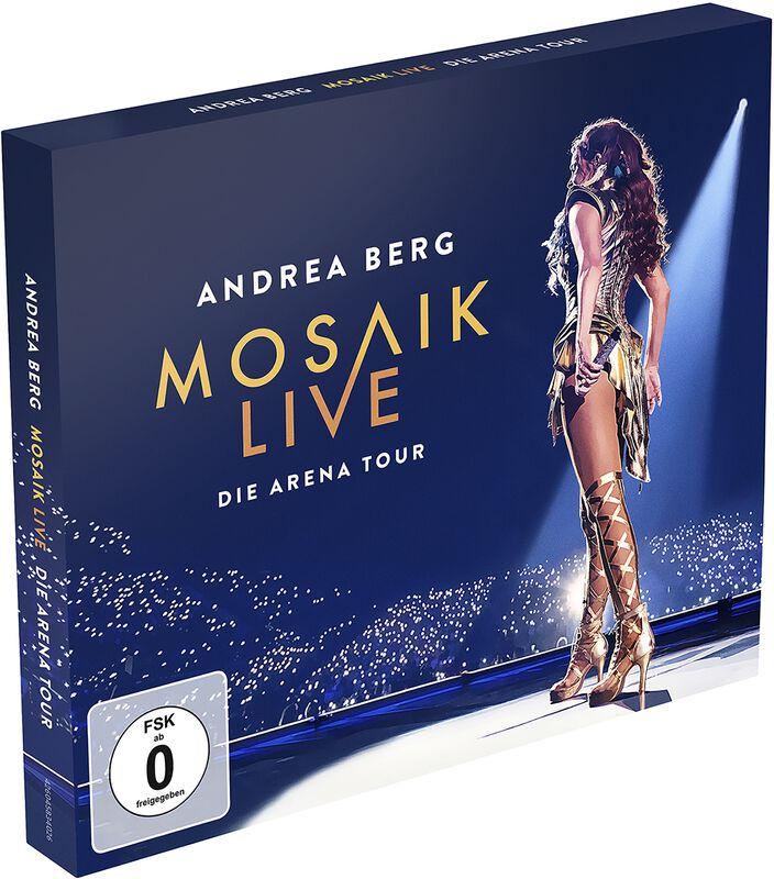 MOSAIK LIVE - Doppel CD & DVD