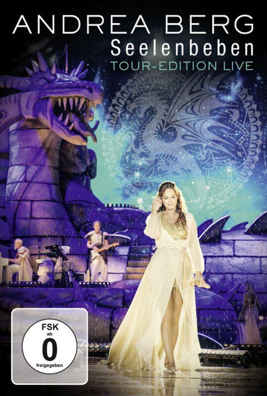 Seelenbeben Tour-Edition Live DVD
