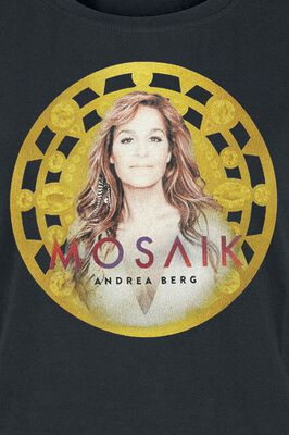 MOSAIK Gold Tour T-Shirt